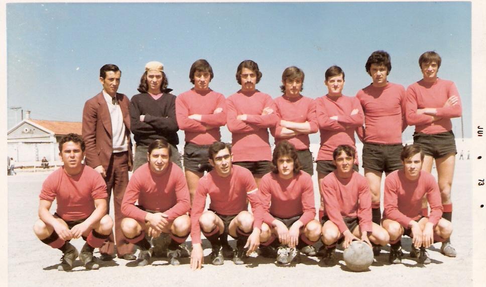 Un Equipo De Futbol De San Fermin El Blog De Los Sanfermines