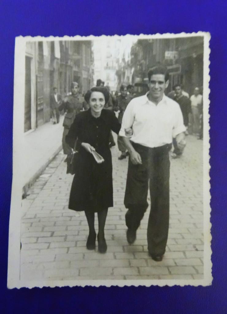 Guillermo y Josefita van a los toros